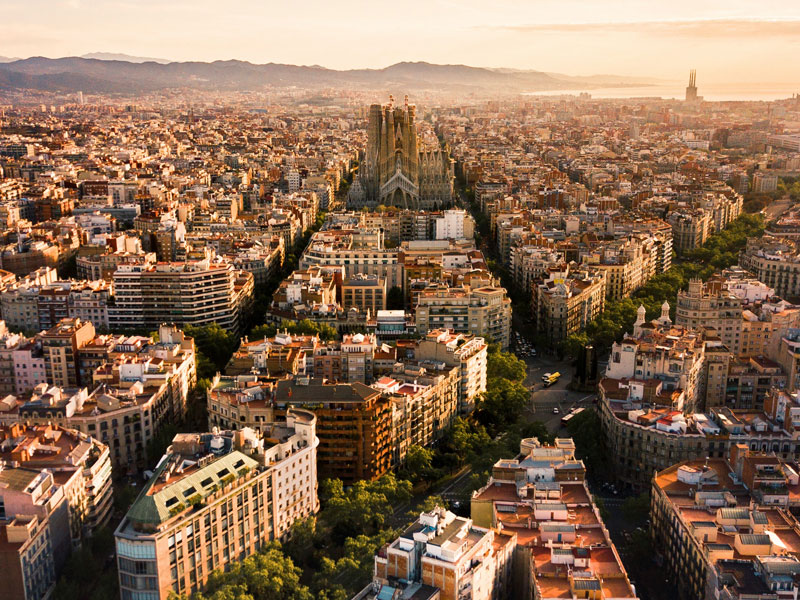 Opportunité de Barcelone