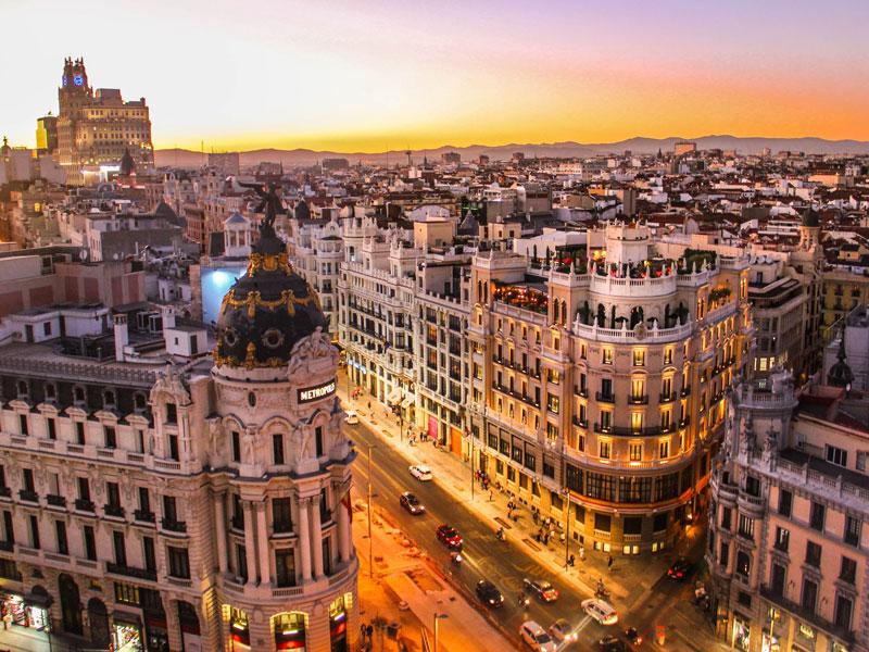 Opportunité madrilène